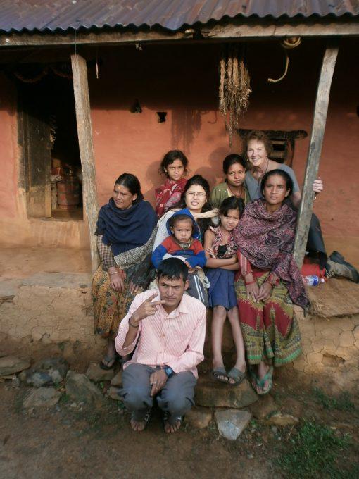 reiservaring nepal top of the world reizen