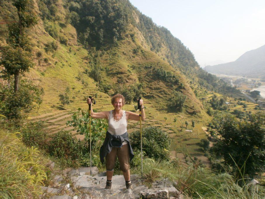 reiservaring Nepal Annapurna trek