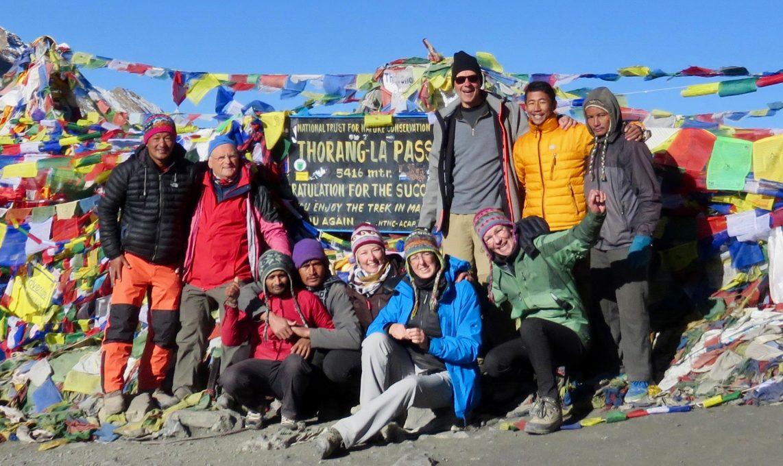 reiservaring nepal trekking Annapurna