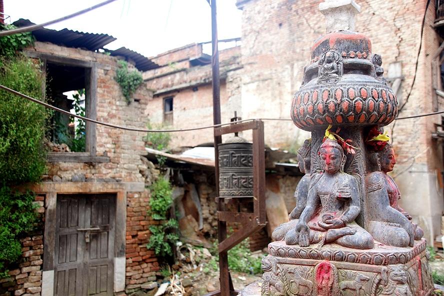 Reiservaring Nepal: Kathmandu